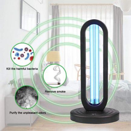 Luyao Lámpara de esterilización UV