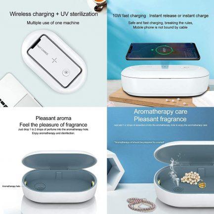 AONCO Esterilizador UV wifi