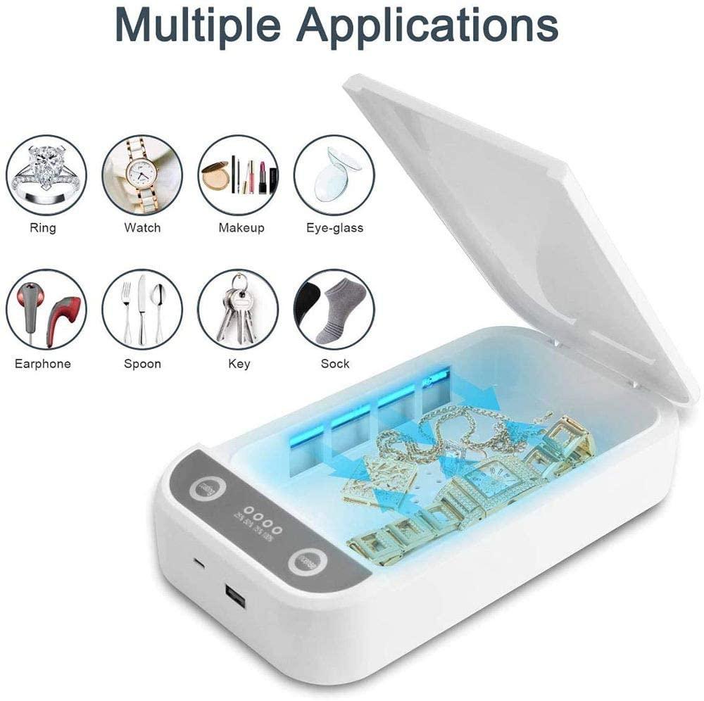 Desinfección UV para Teléfonos aplicaciones